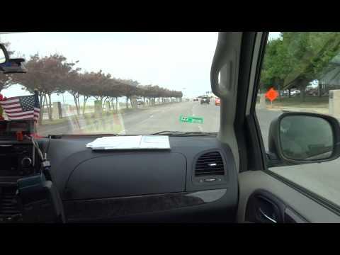 Driving into DAL Dallas Love Field
