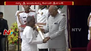 Ilayaraja, Ustad Ghulam Mustafa Khan and P Paramsewaran Received Padma Bhushan Award From President