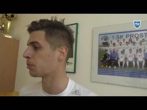 FNL: rozhovor s Alexandrem Jakubovem po utkání s Prostějovem (2:0)
