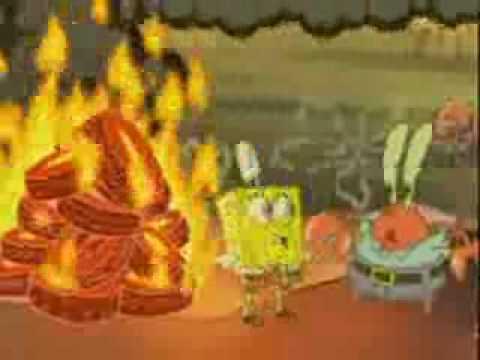 """Spongebob greek parody """"Ta Trela Gamisia"""""""