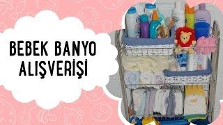 Doğum Öncesi - Banyo Alışverişi | Hamile Sağlığı | Seda'nın Vlog'u