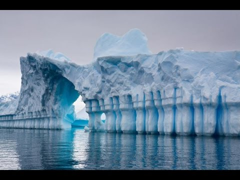 Ice Loss In Antarctica Changing Earth's Gravity