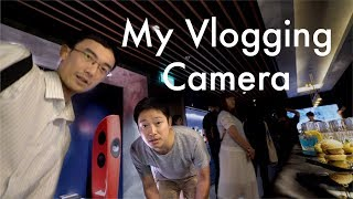 Why I vlog with a7SII?