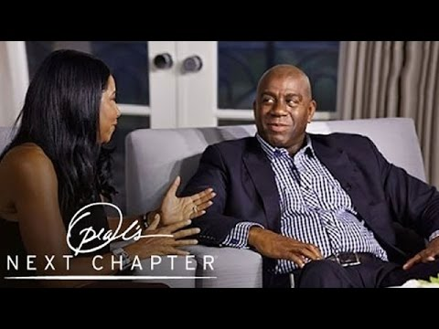 Magic Johnson on His Wife, Cookie: