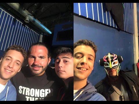 CONOCIENDO EX LUCHADORES DE WWE
