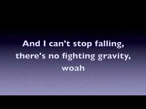 Caleb Johnson Fighting Gravity lyrics