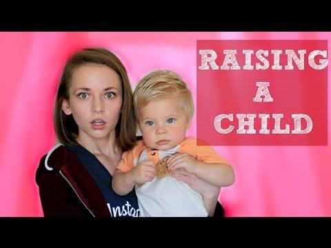 RAISING A CHILD?!
