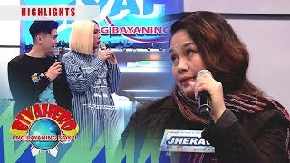 Vice, Jhong and Vhong crack jokes about currency | It's Showtime BiyaHERO