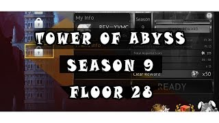 download lagu Seven Knights - Tower Of Abyss Floor 28 Season gratis