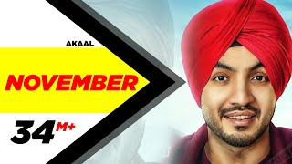 download lagu November Full Song  Akaal  Parmish Verma  gratis