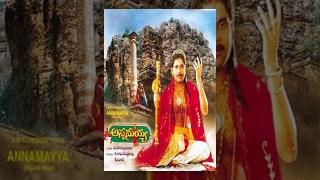The Iron Lady - Annamayya | Full Telugu Movie | Akkineni Nagarjuna, Ramya Krishnan