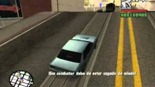 Gta San Andreas - Misión 60 - Test Drive (PC)