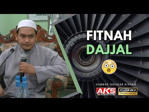 Ustaz Muhammad Fawwaz (  Fitnah Dajjal ) new video