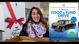 Honda Dealers Take a Bite Out of Hunger | #WeHeartHonda