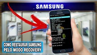 Como formatar resetar smartphones Samsung passo a passo