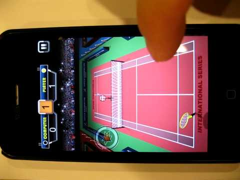 Badminton Sport Game App