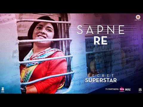 download lagu Sapne Re  Secret Superstar  Aamir Khan  gratis