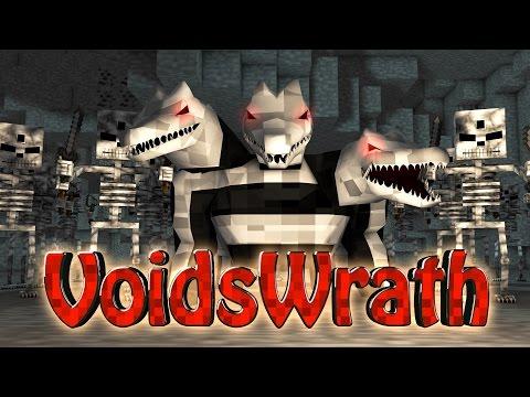 Minecraft Voids Wrath Modded Survival Ep 16 WORLDS BEST BOSS BATTLE