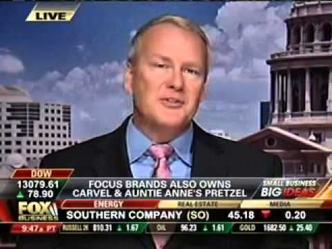 Schlotzsky's President Kelly Roddy on Fox Business News