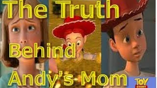 Cartoon Conspiracy Theory | Toy Story Andy's Mom's Real Identity!