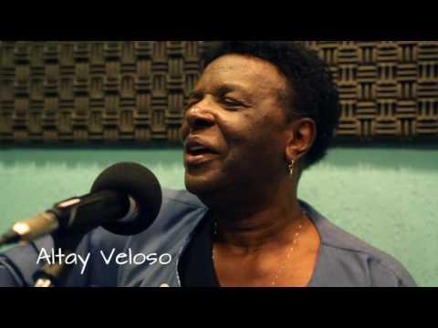 Radio Viva Rio | Brasil na Veia recebe Altay Veloso