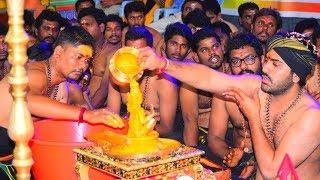 Sharwanand Dancing On Pooja Ceremony Of Ayyapa Swamy - NTV - netivaarthalu.com