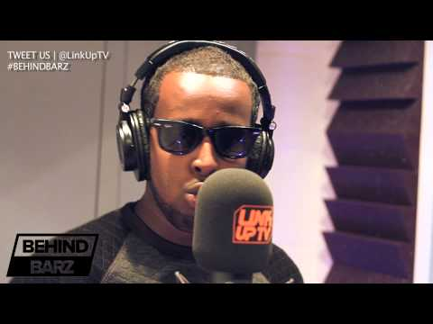Skore Beezy - Behind Barz (Live @ Link Up TV, 2013)