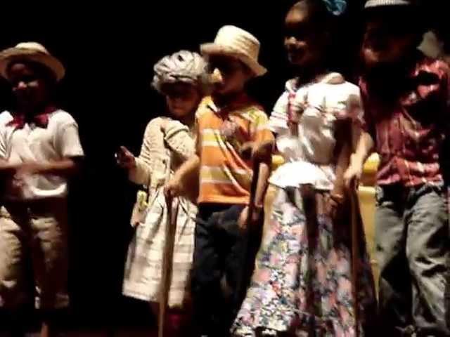 Canción Infantil del folklore popular venezolano: