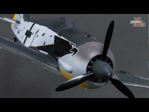 HobbyKing Product Video - HK Focke Wulf 190A