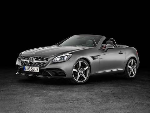 2017 Mercedes‑Benz SLC - mercedes sports car - mercedes lease