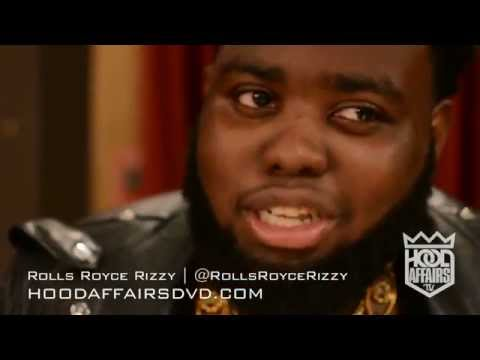 "Rolls Royce Rizzy Speaks On His Track ""Gah Damn"" And Signing With So So Def"