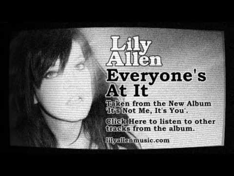 Lily Allen - Everyone's At It