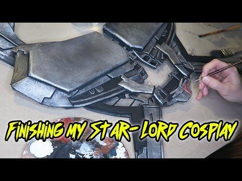 download lagu Finishing My Star-lord Cosplay gratis