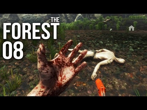 THE FOREST [HD+] #008 - Wir schlagen zurück!! ★ Let's Play The Forest