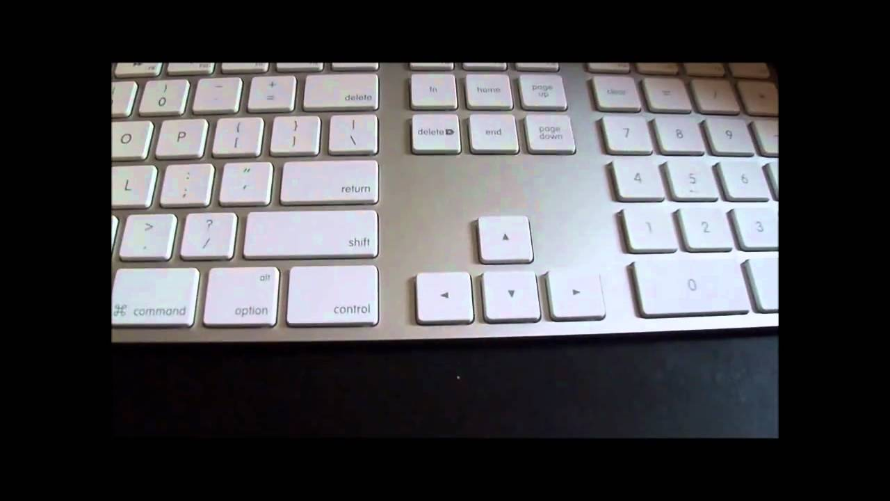 Apple Mb110 Wired Keyboard Apple Wired Keyboard Review