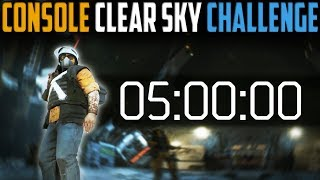 The Division | Console Clear Sky 5 Minute Challenge