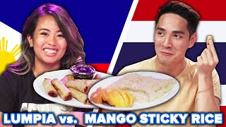 Thailand Vs. Philippines: Which Has The Best Comfort Food?