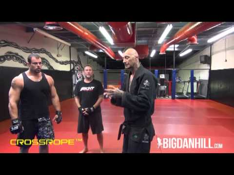 MMA training day at Fight Capital, Las Vegas : presented by Crossrope Image 1