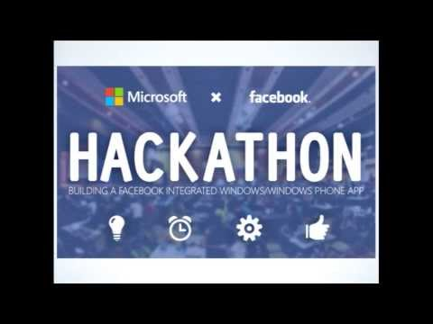 Microsoft Facebook Hackathon - Overview of Facebook Platform