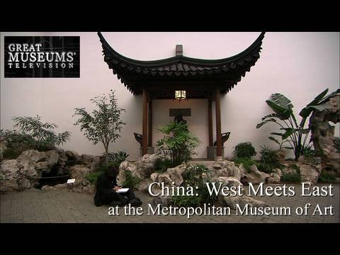 0 China: West Meets East at The Metropolitan Museum of Art