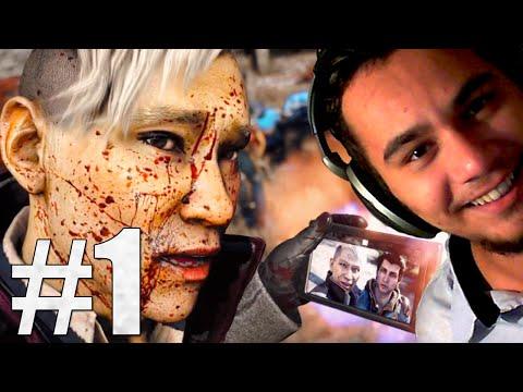 А ну, не ешь мою мать! -  #1 Прохождение Far Cry 4 на Русском с Тони Резусом (#Far Cry 4)