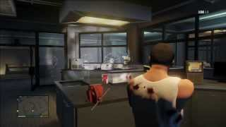 "Grand Theft Auto V (GTA 5) Walkthrough Part 31: Dead Man Walking ""PS3 Gameplay"" (HD)"