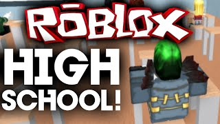 "ROBLOX High School: ""SKIPPING CLASS!!!"" 
