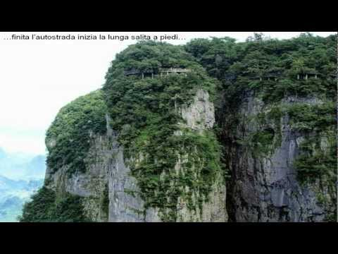 Tianmen Mountain - China (HD1080p)