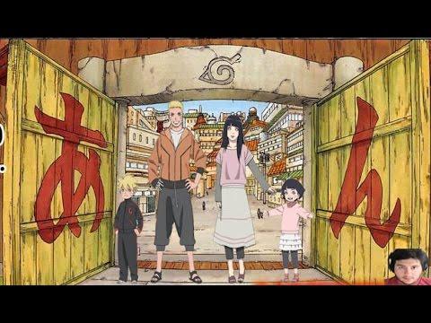 Naruto Ha Vuelto! Naruto Parte 3(naruto Gaiden) Fecha! video