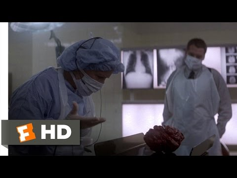 The Relic (2/9) Movie CLIP - Something's Missing from the Brain (1997) HD