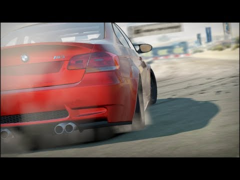 Shift 2 Perfect Drift BMW M3