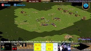 AoE 22 Random Đức Anh, TiTi vs Exciter, Ken Ngày 05-06-2018
