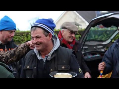 Roseberry Coursing 2013 - An Meitheal - Caza de liebres con galgos en Irlanda