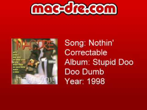 Mac Dre - Nothin